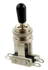 Switchcraft 3-Way Les-Paul® Toggle Switch - Made in USA