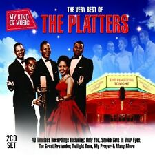 The Platters - My Kind of Music-Very Best of the Platters [New CD] UK - Import