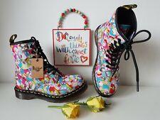 Rare Sanrio Hello Kitty UK 5 EU 38 US 7 Dr Martens boots pascal 1460