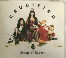 ARMY OF LOVERS : CRUCIFIED - [ CD MAXI ]