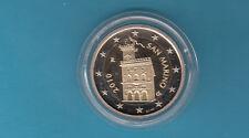 SAN MARINO 2 euro € FONDO SPECCHIO PROOF 2010 DA SET DI ZECCA IN CAPSULA FOTO