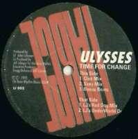 "Ulysses - Time For Change (12"") Vinyl Schallplatte - 155862"