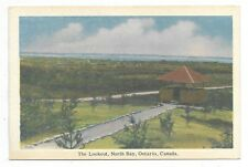 NORTH BAY ONTARIO The Lookout