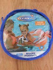 Bouée poisson Kerlis pour enfant de 3 à 6 ans (18/30 kg) NEUVE