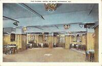 Savannah, GEORGIA - Hotel De Soto - Tavern - LINEN