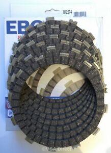 EBC H/D Embrague Fricción Placa Kit Apto Yamaha XV1100 Virago / XVS1100 Dragstar