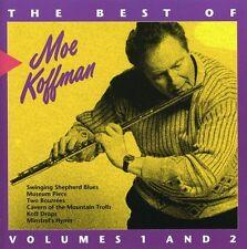 Moe Koffman - Best of V.1 & 2 [New CD] Canada - Import