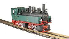 Train Line45 Dampflok Mallet grün, DCC, Dampf, Zimo Sound, Spur G Gartenbahn IIm
