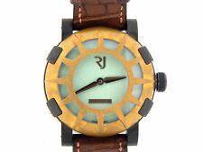 Romain Jerome Liberty DNA Bronze Automatic PVD Watch Limited Edition 068/125