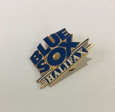 HALIFAX BLUE SOX RUGBY LEAGUE CLUB Enamel Supporters BADGE Pin