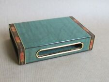 ELIE BLEU PARIS MATCHBOX HOLDER (Ref5401)