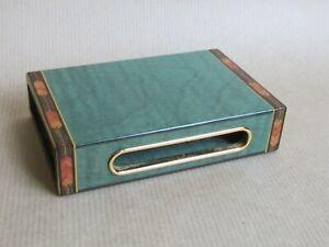 ELIE BLEU PARIS MATCHBOX HOLDER (Ref5401)