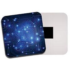 Imán de Frigorífico de circuito Azul-ingeniero eléctrico electrónico Regalo #8127