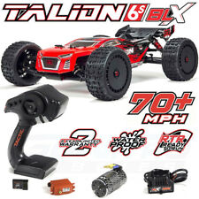 ARRMA AR106030 1/8 2018 TALION 6S BLX Brushless 4WD Speed Truggy RTR Red / Black