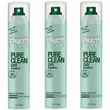 Garnier Pure Clean Dry Shampoo 3.4 Ounce Hj50