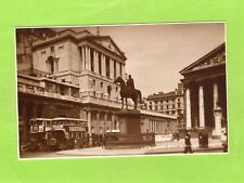 London Bank of England Bus unused  RP pc Judges L574  Ref J237
