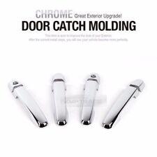 Door Handle Catch Chrome Cover Trim Molding K494 8P for TOYOTA 2001-2006 Corolla