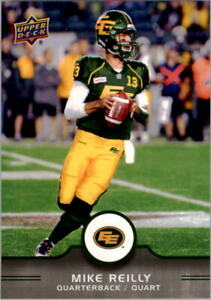 2016 Upper Deck CFL Football Card #s 1-100 (A5397) - You Pick - 10+ FREE SHIP