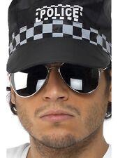 Pilotenbrille verspiegelt NEU - Zubehör Accessoire Karneval Fasching