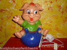Larry Lachsack - Pinky Piggys - Lampe - Kinderlampe - Leuchte - Heico