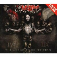 Exodus - The Atrocity Exhibition  Exhibit A [CD]