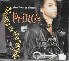 PRINCE - Thieves in the temple (REMIX) CD SINGLE 3TR Europe 1990 (Paisley Park)