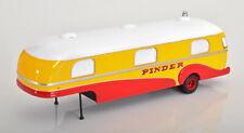1:43 Ixo/Direkt camping trailer Circus Pinder