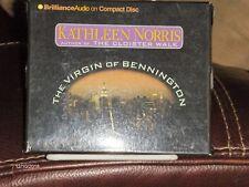 THE VIRGIN OF BENNINGTON by Kathleen Norris (English) 4-Cds 2001 Free Shipping!
