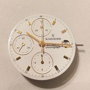 Uhrwerk ETA Valjoux 7750