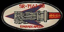 USAF SR-71 J-58 Test Edwards AFB California Patch S-20