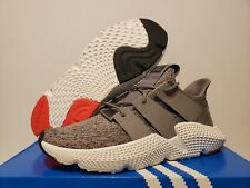 DS Adidas Prophere GREY SOLAR RED CQ3023
