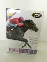 RACE NIGHT 1 DVD Host Your Own Race Night Game New & Sealed