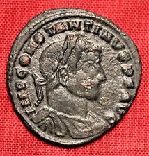 Ancient Roman Bronze Constantinus Follis