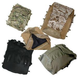 TMC3293 Zipper Panel Back Pack Bag for 16-19 AVS JPC2.0 CPC Tactical Vest size M