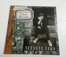 Suzanne Vega - Lover,Beloved: Songs from an Evening with Carson mit Autogramm