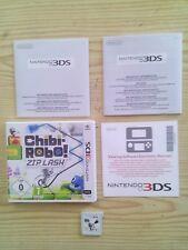 Chibi-Robo! ZIP Lash - Nintendo 3DS PAL España - Completo