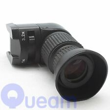1-3.2x droit viseur d'angle pour canon 5D mark ii nikon D5000 sony pentax fuji