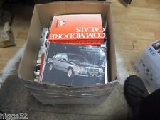 Holden COMMODORE owners manual SERVICE OR HAND BOOK VB VC VH VK VL VN VP VR VS