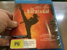 THE KARATE KID  Blu-ray DVD Jackie Chan New