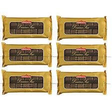 Kinkartz 6x 125gr Feine Aachener Dominosteine mit Zartbitterschokolade 750g