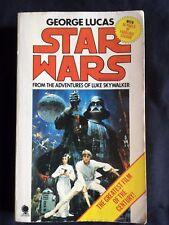 STAR WARS From the Adventures of Luke Skywalker George Lucas Paperback