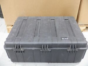 Pelican Products - 1730 Protector Transport Case Black