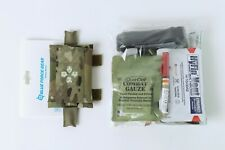BLUE FORCE GEAR Micro Trauma Kit NOW! W/ Advanced Med Kit - Multi Cam iFAK- Belt