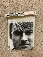 Vintage Rare Robert Redford pillowcase 70's