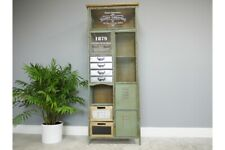 Ex Display Industrial Cabinet Multi Storage Drawers With Display Compartments