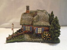 Thomas Kinkade Sweetheart Cottage Hawthorne Lamp Light Village Sculpture 79733