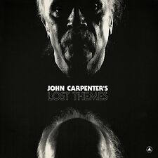 John Carpenter Lost Themes - Limited Edition - Black Vinyl - John Carpenter