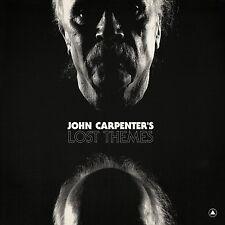 John Carpenter Lost Themes - Limited Edition - Black Vinyl - John Carpenter