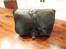 Ralph Lauren RRL Distressed Full Leather Shoulder Messenger Mailbag Bag - NWT