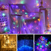 10M LED Copper Wire String Fairy Light Strip Lamp Xmas Waterproof Christmas Tree